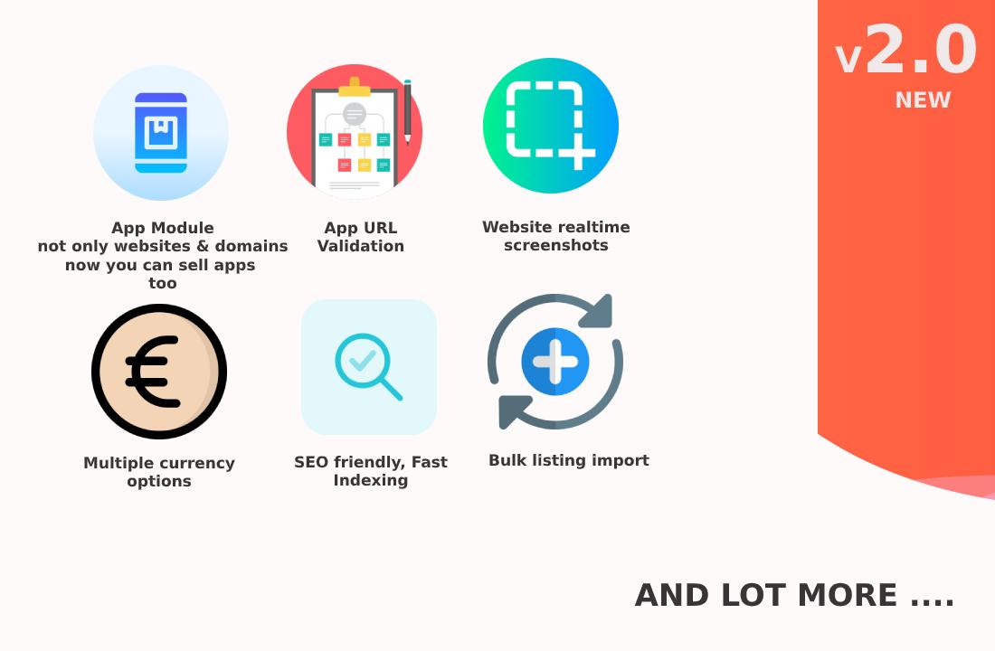 Slippa - Domains,Website ,App & Social Media Marketplace PHP Script - 6
